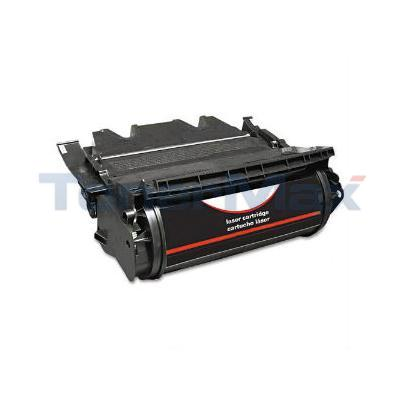 LEXMARK T630 PRINT CARTRIDGE BLACK HY